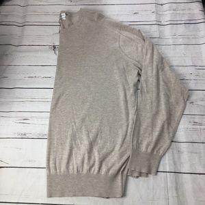 Peter Millar crown soft long sleeve sweater sz XL